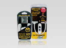 MAX6MUM SECURITY Window Security Products