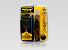 MAX6MUM SECURITY Mortice Locks